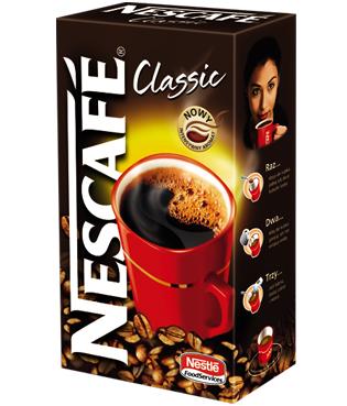 kawa Nescafe do automatów vendingowych