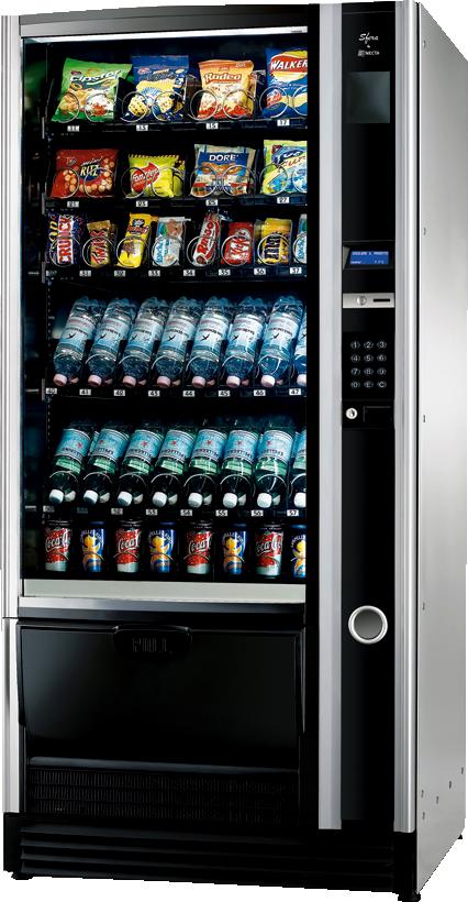 automat z jedzeniem